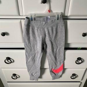 Size 6 Nike sweatpants!